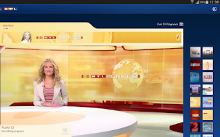 Screenshot of RTL INSIDE