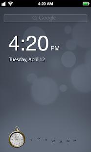 Watch Lock Screen - screenshot
