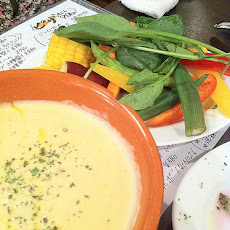 Bagna Cauda With Cream (Dip)