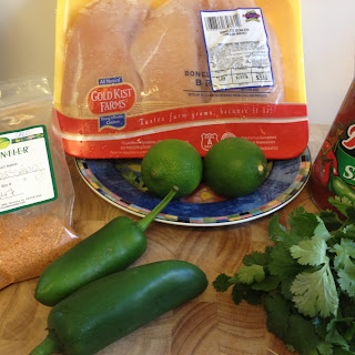 Day 10 of Eating at Home- Cilantro Lime Crock Pot Chicken Tacos