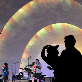 Dancing at the Levitt Shell by Kathy Fisher - City,  Street & Park  City Parks (  )