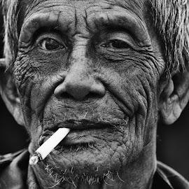 Thailand by Hans-Jürgen Sommer - People Portraits of Men ( man, portrait, Travel, People, Lifestyle, Culture )