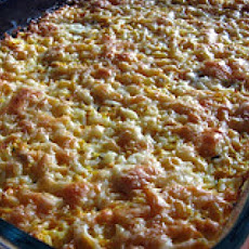 Fruity Rice Casserole