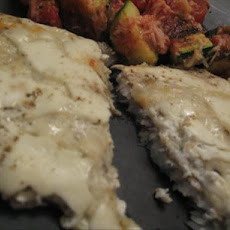 Baked Cod With Cheese
