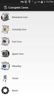 Screenshot of Portal 2 Cores Soundboard