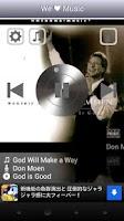Screenshot of We♥Music MP3 Player
