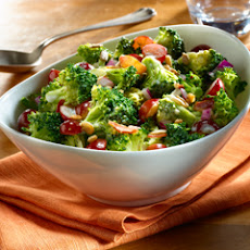 Speedway Broccoli & Grape Salad