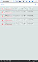 Screenshot of Order Sender Lite