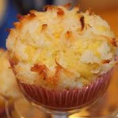 Coconut Orange Cupcakes