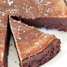 Flourless Chocolate Ganache Cake