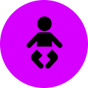 Pregnancy app icon