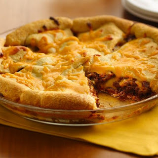 Ground Beef Baked In Dough Recipes