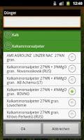 Screenshot of FertiliserService