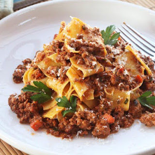 The Best Slow-Cooked Bolognese Sauce