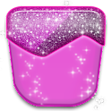 THEME - Glitter Purple icon