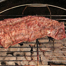 Spice-Rubbed Grilled Flap Meat (Sirloin Tip)