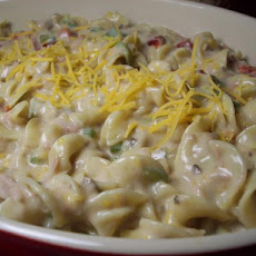 Light Tuna Noodle Casserole