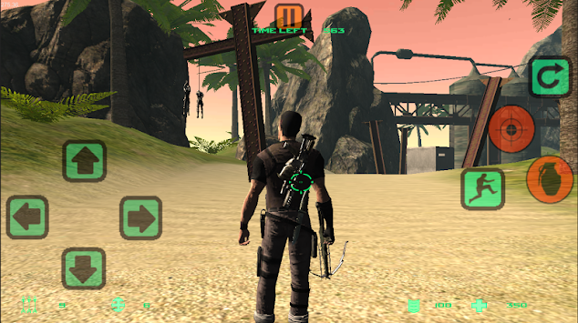 Freehunter Lost Islands HD apk screenshot