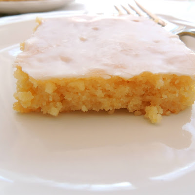 Katy's Lemon Juice Cake