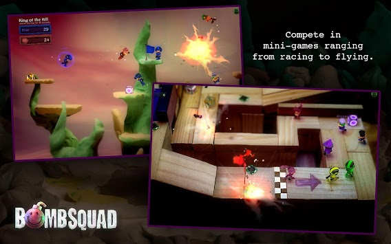 BombSquad APK screenshot thumbnail 4