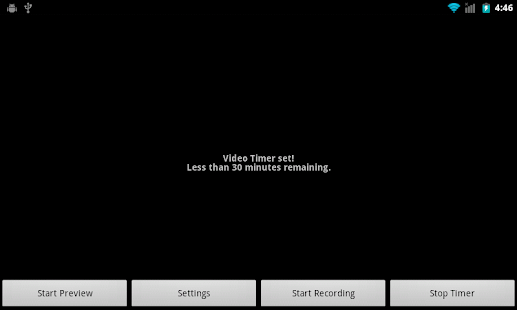 Video Timer - screenshot