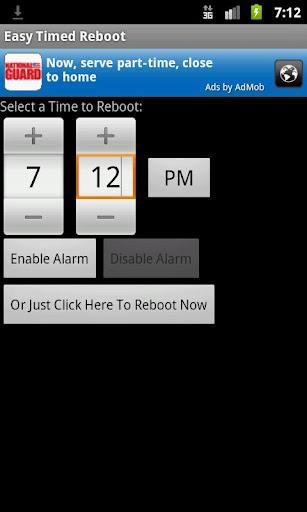 Easy Timed Reboot