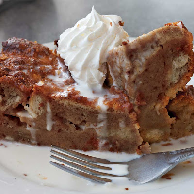Chocolate Cinnamon Bread Pudding