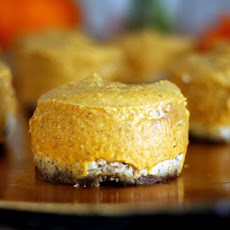 No-Bake Vegan Pumpkin Pie Bites