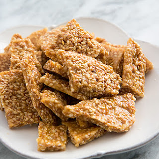 Sesame Seed Brittle Recipes