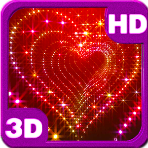 Sparkle Glitter Heart Tunnel - Android Apps on Google Play