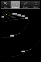 Screenshot of Solar Sizer
