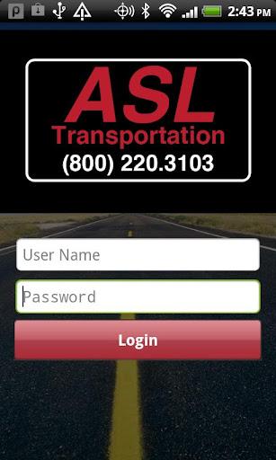 ASL Transportation