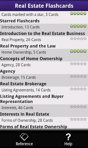 Kaplan Real Estate Terms