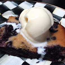 Blueberry Lovers' Cobbler