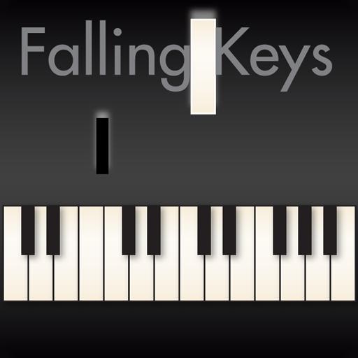 Falling Keys 教育 App LOGO-APP開箱王
