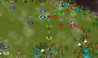 Screenshot of Medieval Battlefields FREE
