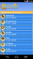 Screenshot of astrolia - Horoskope & Berater