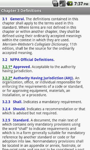 【免費書籍App】NFPA 1600 2010 Edition-APP點子