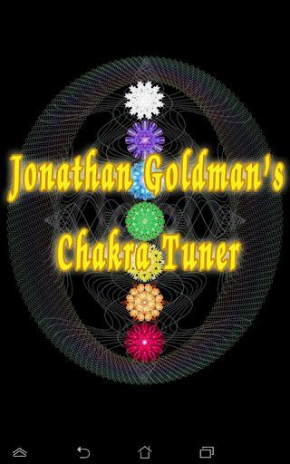 The Goldman Chakra Tuner - screenshot