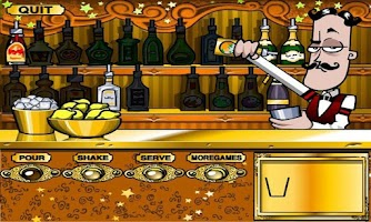 Screenshot of Master Bartender - Wine Mixer