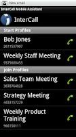 Screenshot of Mobile Assistant