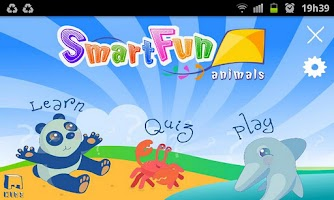 Screenshot of Smart Fun: Animals