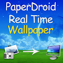 PaperDroid Real Time Wallpaper icon