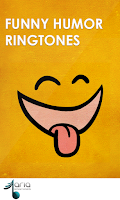Screenshot of Funny Humor Ringtones