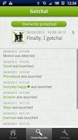 Screenshot of Gotcha!