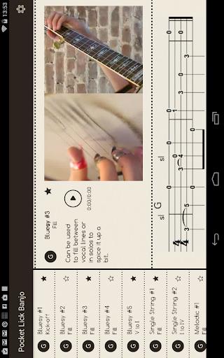 Pocket Lick: Banjo - screenshot
