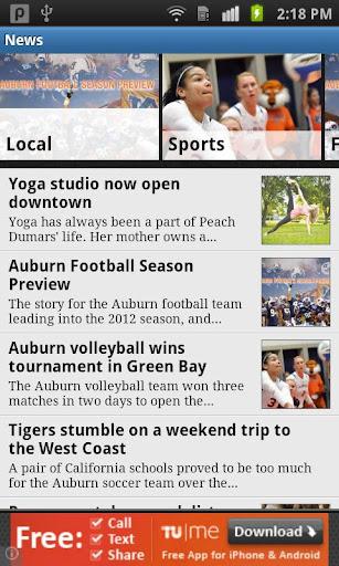 【免費新聞App】The Corner News-APP點子