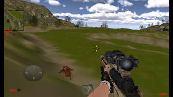 Screenshot of Sniper Hunting - 3D Shooter