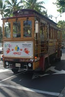 Screenshot of HAWAII TROLLEY