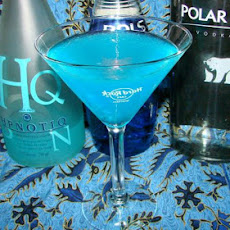 Ocean Bleu Cocktail